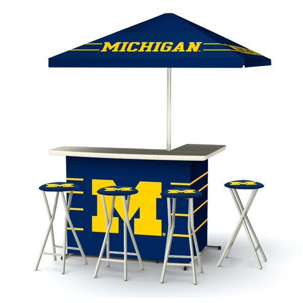 NCAA Deluxe Tiki Bar by Best of Times Best of Times