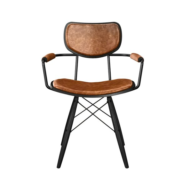 Ridge Upholstered Dining Chair by Brayden Studio