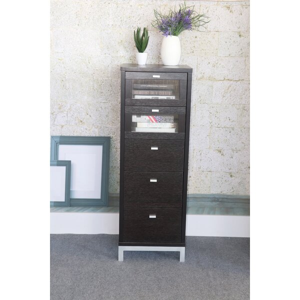 Highview Epple 5-Drawer Lateral Filing Cabinet