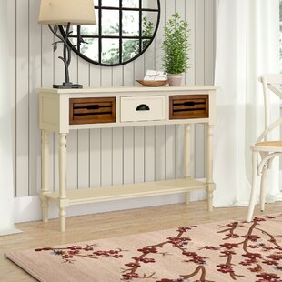 Where buy  Sonderborg Console Table By Laurel Foundry Modern Farmhouse