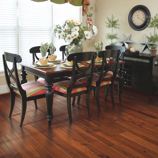 Vista Royale 5 Engineered Oak Hardwood Flooring in Acacia Barrel by Mohawk Flooring