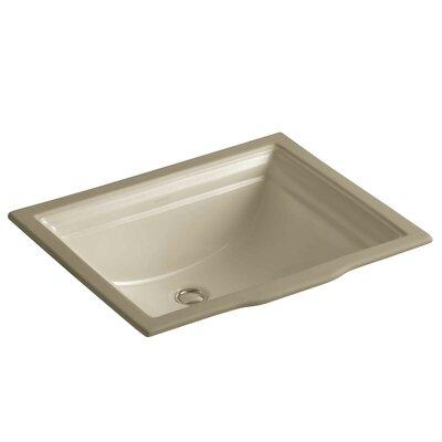 Undermount Sink Overflow Sink Sand 1046 Product Photo