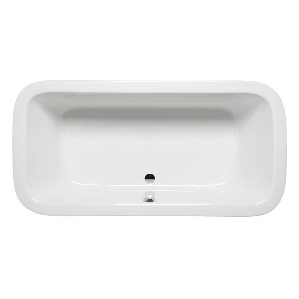 Nerissa 66 x 34 Drop in Bathtub by Americh