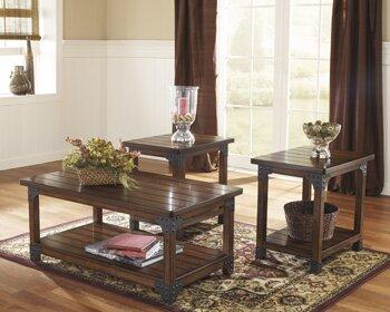 Boalt 3 Piece Coffee Table Set by Trent Austin Design