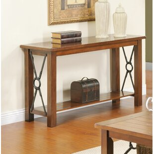 Read Reviews Rinaldi Console Table ByLoon Peak