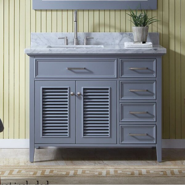 Hamil 43 Single Bathroom Vanity Set by Highland Dunes