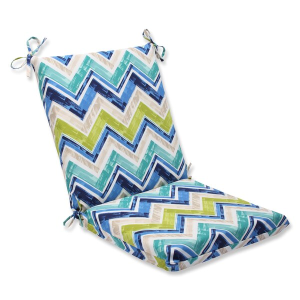 Marquesa Marine Indoor/Outdoor Lounge Chair Cushion by Pillow Perfect