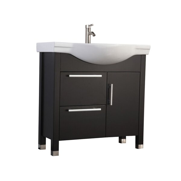 Pehrson Modern 35 Single Bathroom Vanity Set by Orren Ellis