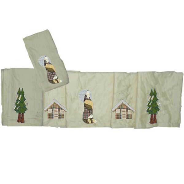 Wolf 300 Thread Count Sheet Set by Patch Magic