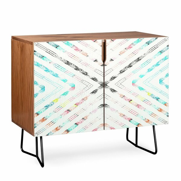 Pattern State Valencia Server by East Urban Home East Urban Home