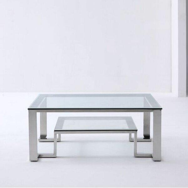 Yannos Coffee Table by Orren Ellis