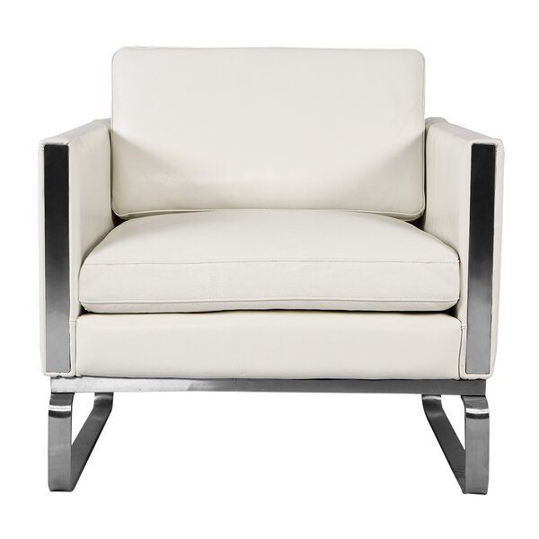 Yunior Mid-century Armchair by Orren Ellis