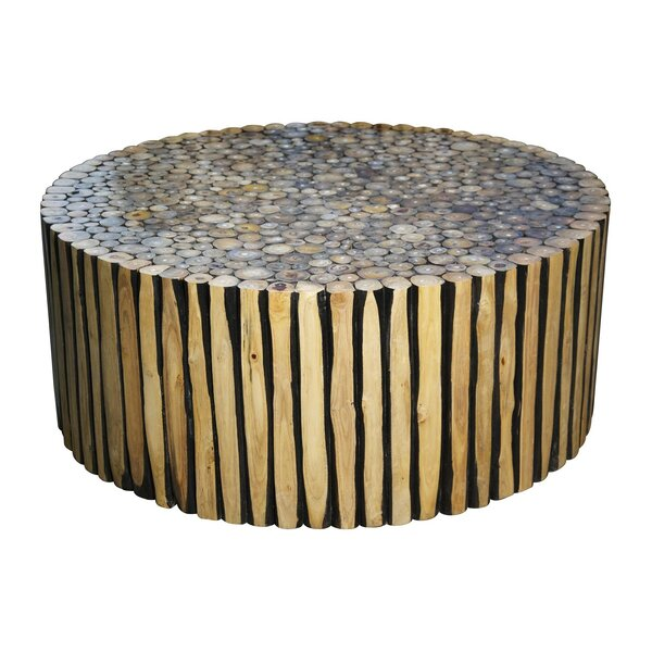 Tronco Coffee Table by Noir