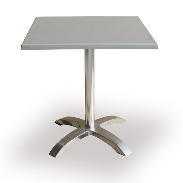 Palm Metal Dining Table by Source Contract