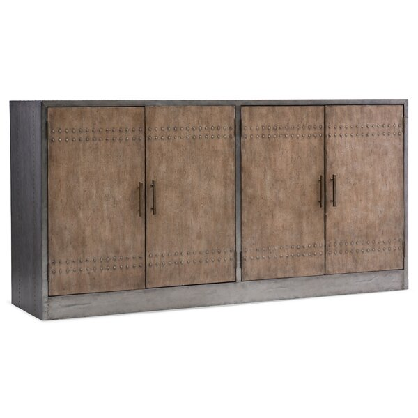 Melange Cooper 4 Door Credenza by Hooker Furniture