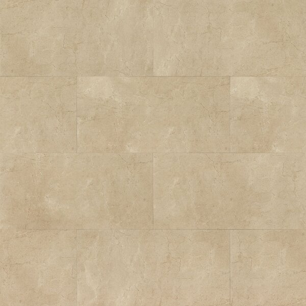 El Dorado 12 x 24 Porcelain Field Tile in Sand by Grayson Martin