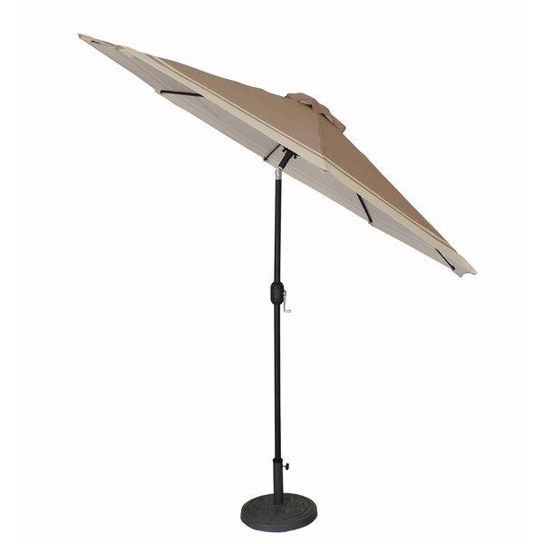 Kelli 9' Market Umbrella by Rosecliff Heights