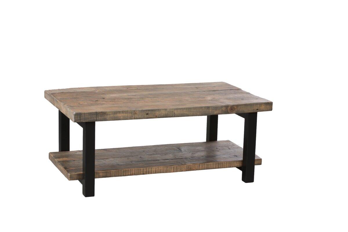 Loon peak somers 42 woodmetal coffee table reviews wayfair geotapseo Images