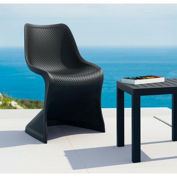 Jonas Patio Dining Chair (Set of 2) by Wade Logan