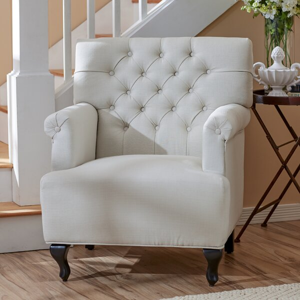 Viqueque Armchair by Charlton Home