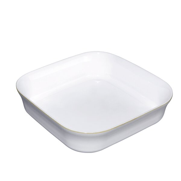 Square Natural Canvas Oven Dish by Denby