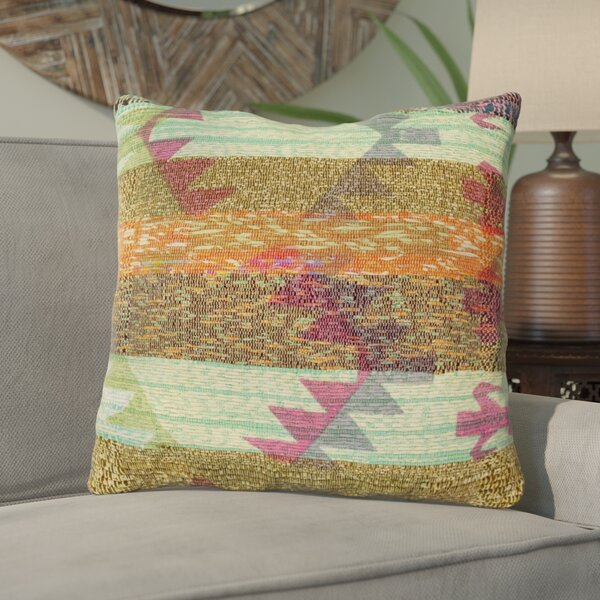 Chames Throw Pillow by World Menagerie