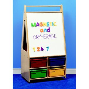 Magnetic Board Easel