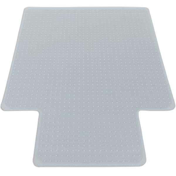 Plastic Carpet Chair Mat by Ottomanson