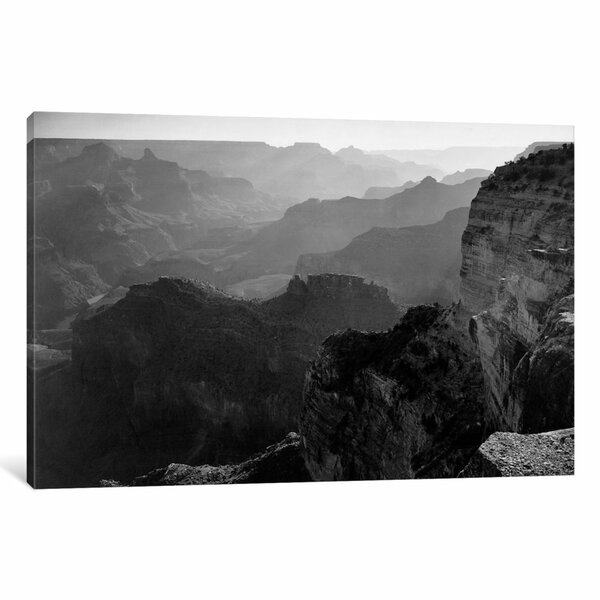 Grand Canyon National Park I by Ansel Adams Photographic Print on Wrapped Canvas by Loon Peak