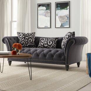 Hendrix Chesterfield Sofa