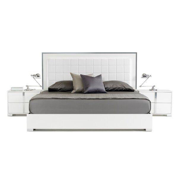 Demaria Upholstered Platform Bed by Orren Ellis