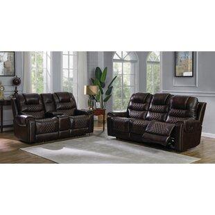 Nezperce Reclining Configurable Living Room Set by Winston Porter