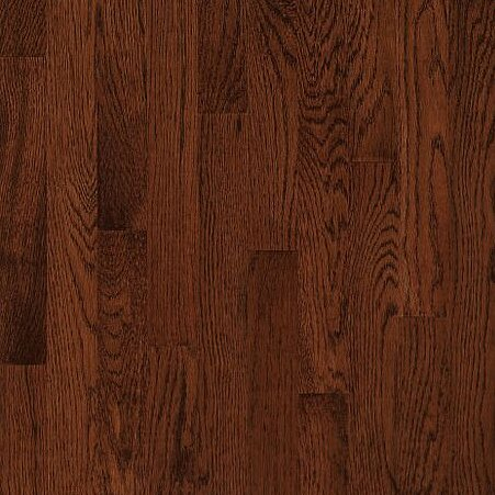 Waltham Random Width Solid Oak Hardwood Flooring in Kenya by Bruce Flooring