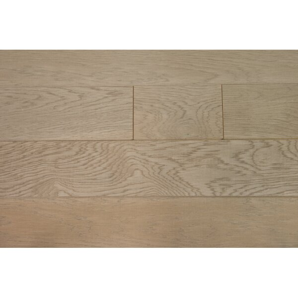 Sydney 7 Engineered Hickory Hardwood Flooring in Oat by Branton Flooring Collection
