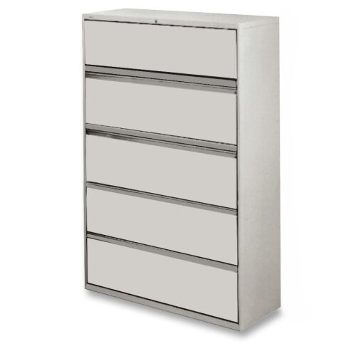 5-Drawer Telescoping Suspension  Files by Lorell