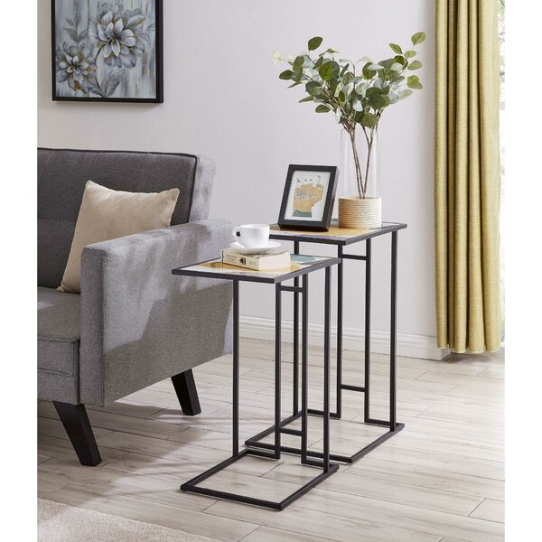 Anna-Louise C Nesting Tables By Latitude Run