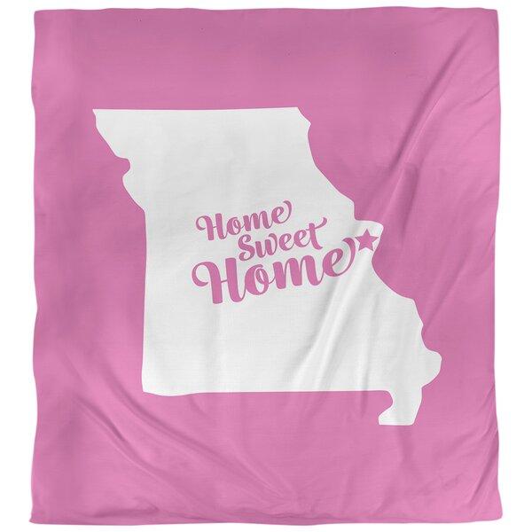 St. Louis Home Sweet Single Duvet Cover