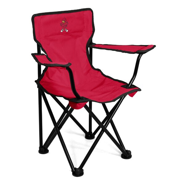 NCAA Louisville Toddler Kids Chair by Logo Brands