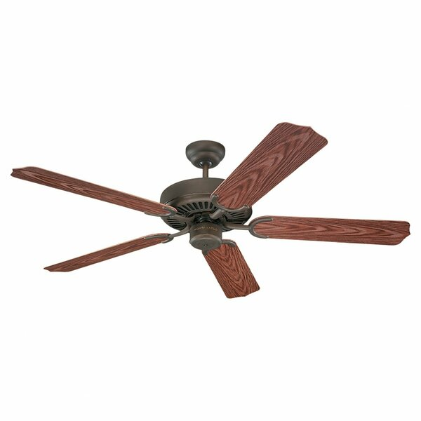 52 Fayette 5-Blade Ceiling Fan by Loon Peak