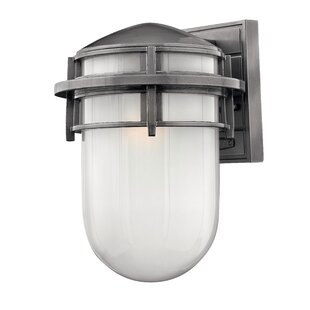 Affordable Price Warriner Outdoor Sconce By Breakwater Bay