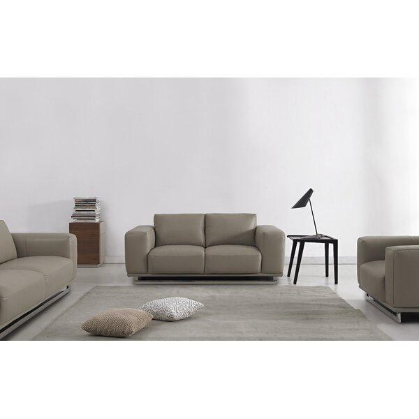 2 Piece Living Room Set by David Divani Designs