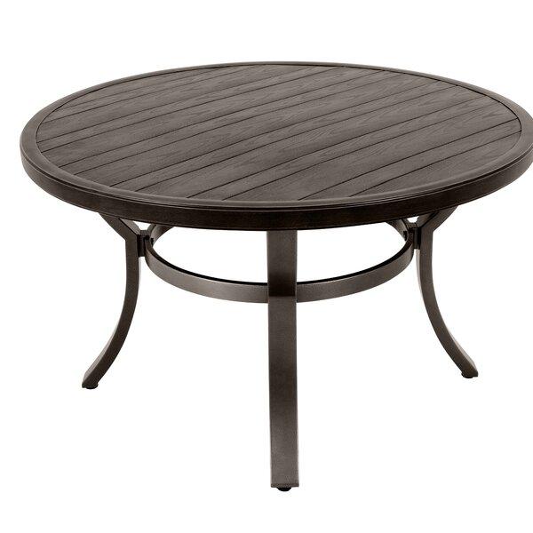 Landwehr Metal Coffee Table by Charlton Home