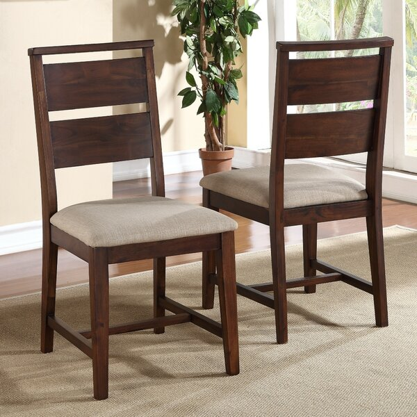Cedartown Upholstered Dining Chair by Millwood Pines