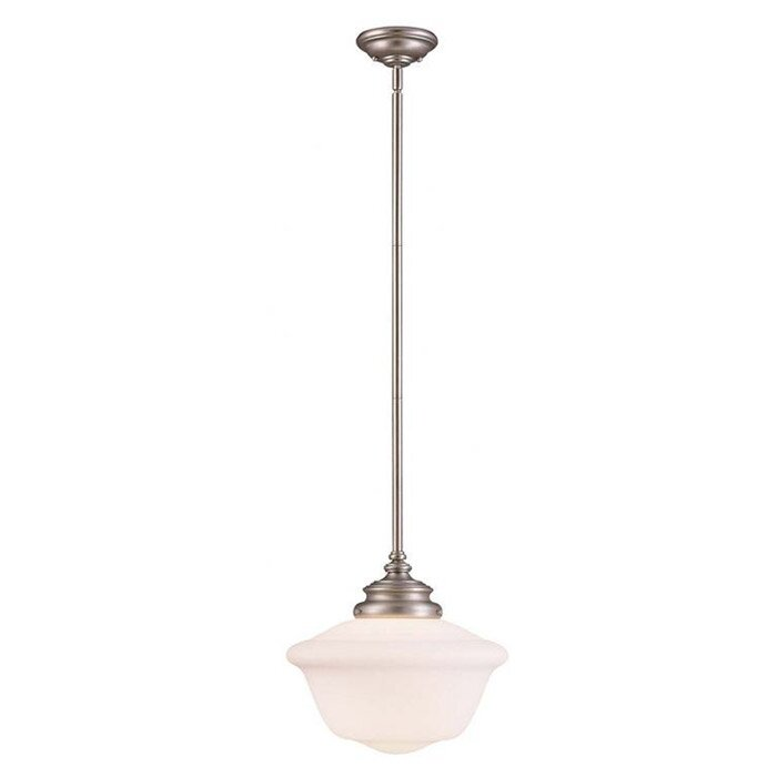 Alcott Hill Belgrave Falls 1-Light Mini Pendant & Reviews