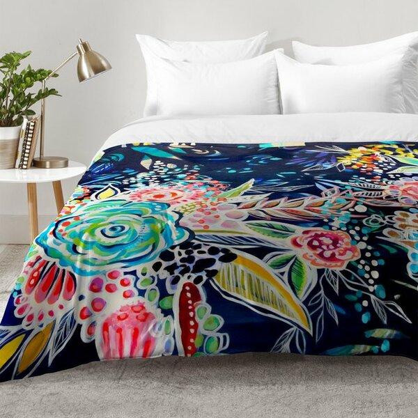 Night Bloomers Comforter Set
