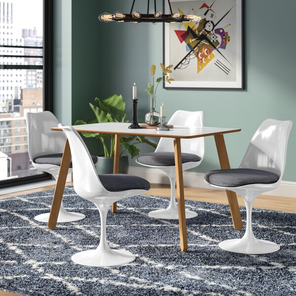Julien Dining Side Chair (Set of 4) by Langley Street