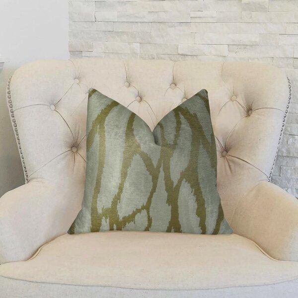 Garry Handmade Luxury Pillow by Everly Quinn