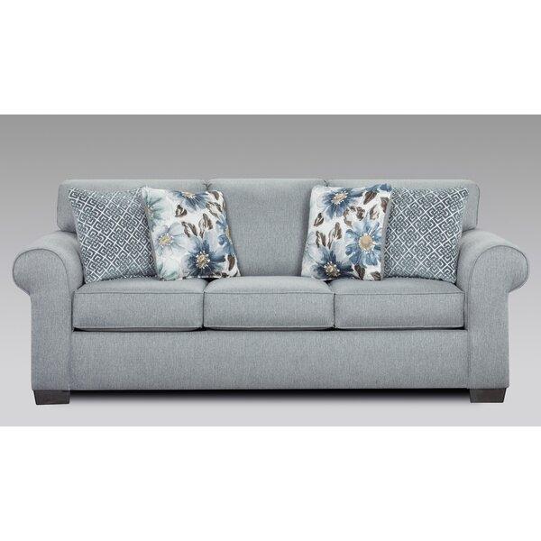 Get Name Brand Longino Sofa by Charlton Home by Charlton Home
