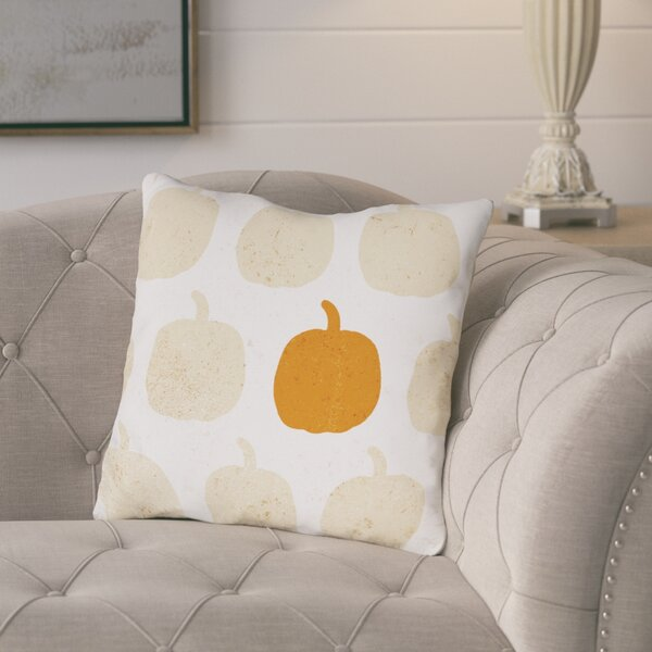 Porphyrion Single Pump Throw Pillow by Gracie Oaks
