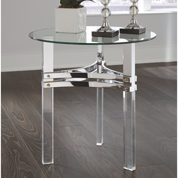 Calles End Table By Orren Ellis Best Choices